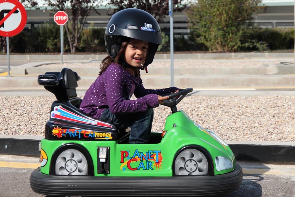 Circuito Vial Para Niños : Pista infantil racing formulacero outdoor karting arroyosur