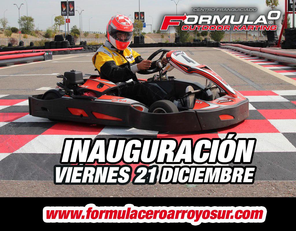 Se inaugura el próximo viernes día 21 de diciembre la pista más divertida de Madrid