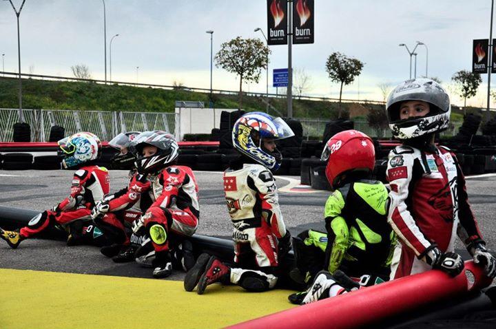 La escuela de pilotos KSB SPORT Madrid entrena en nuestro Karting